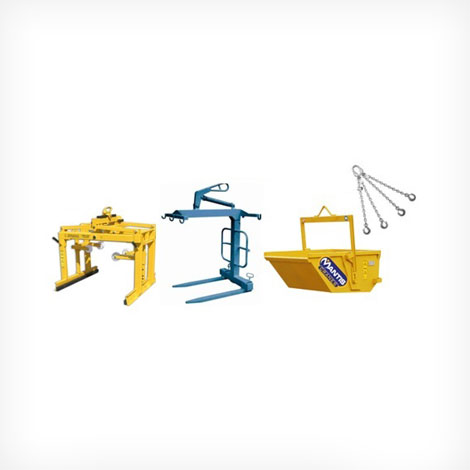 Crane Hire Lift Packs