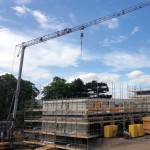 What is a Self Erecting Tower Crane?
