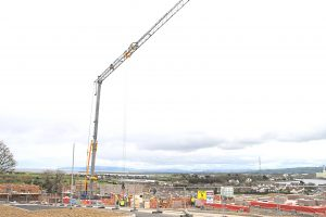 Tower Crane on hire in Northern ireland