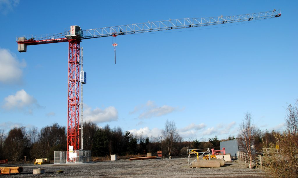 Tower Crane Requirements : Crane operator elevator mantis cranes tower ireland