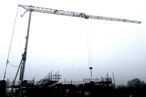 Mantis 35.10+ for Crane Hire in Monaghan